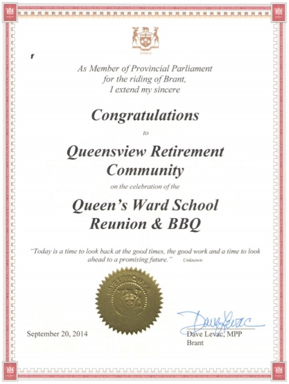 QueensviewAward02