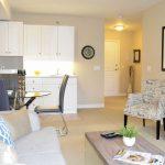 Queensview Model Suite